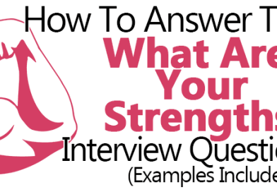 "Most asked Interview Question  : ""What Are Your Strengths and Weaknesses?"""