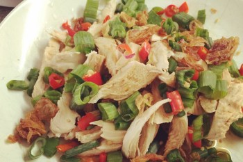 Recipe: Poached Chicken