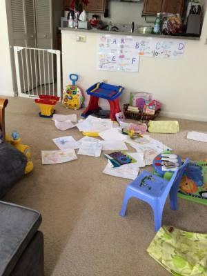 Messy Room KK