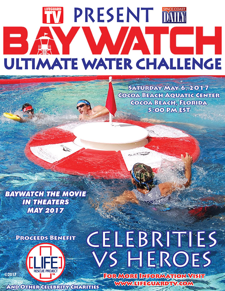Baywatch Ultimate Water Challenge