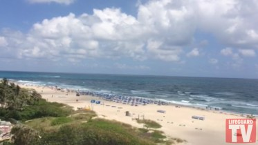Strong Rip Currents