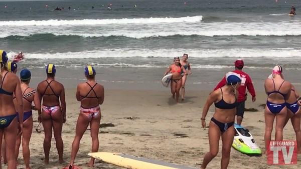 2017 California Surf Lifesaving Association (CSLSA) Championships (Women's Division)