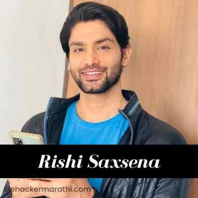 Rishi Saxsena