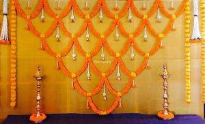 ganpati decoration ideas for home 2021