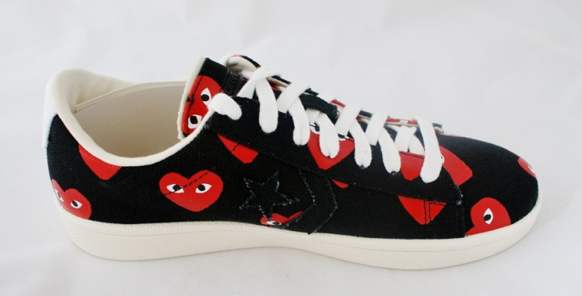 Comme des Garcons Play Trainers