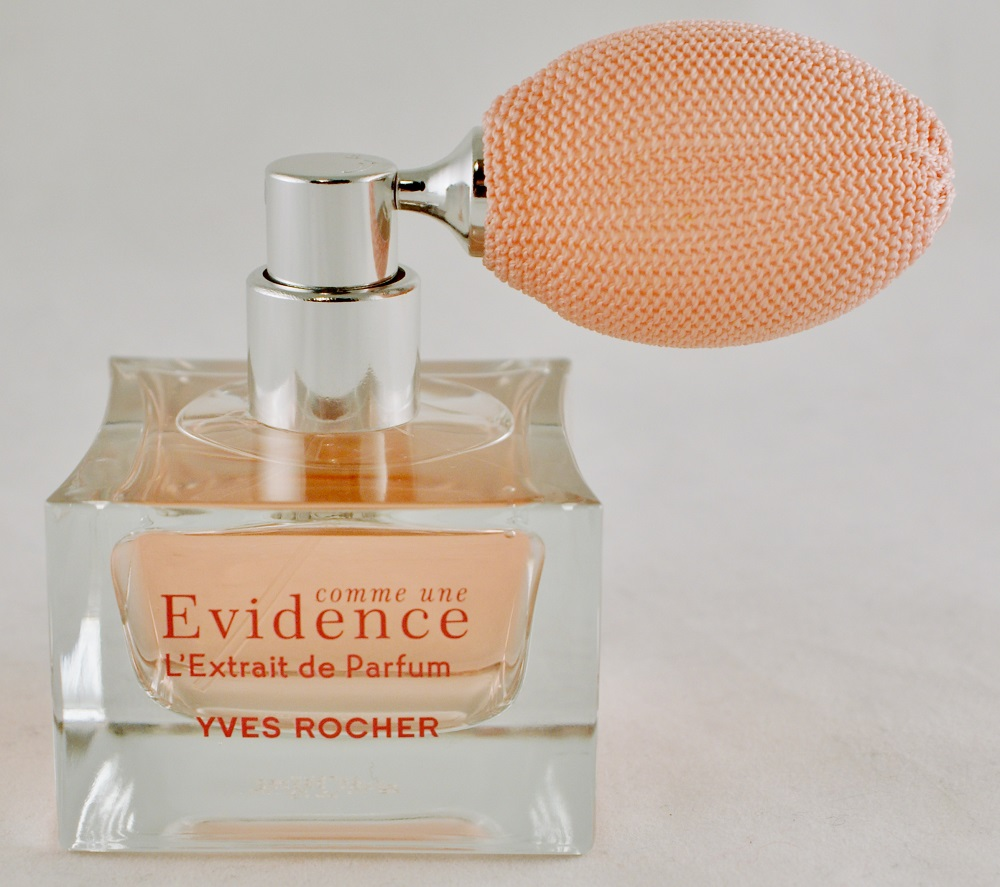 Le Parfum Comme Une Evidence From Yves Rocher Review Life In A