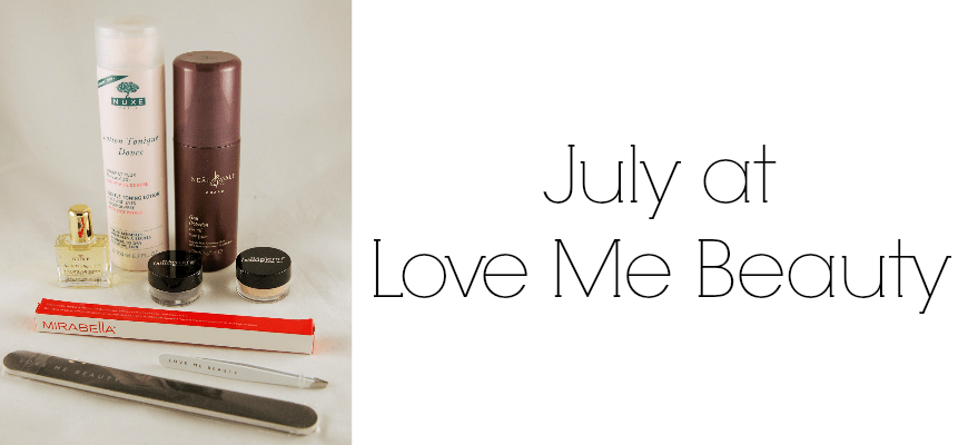 July at Love Me Beauty