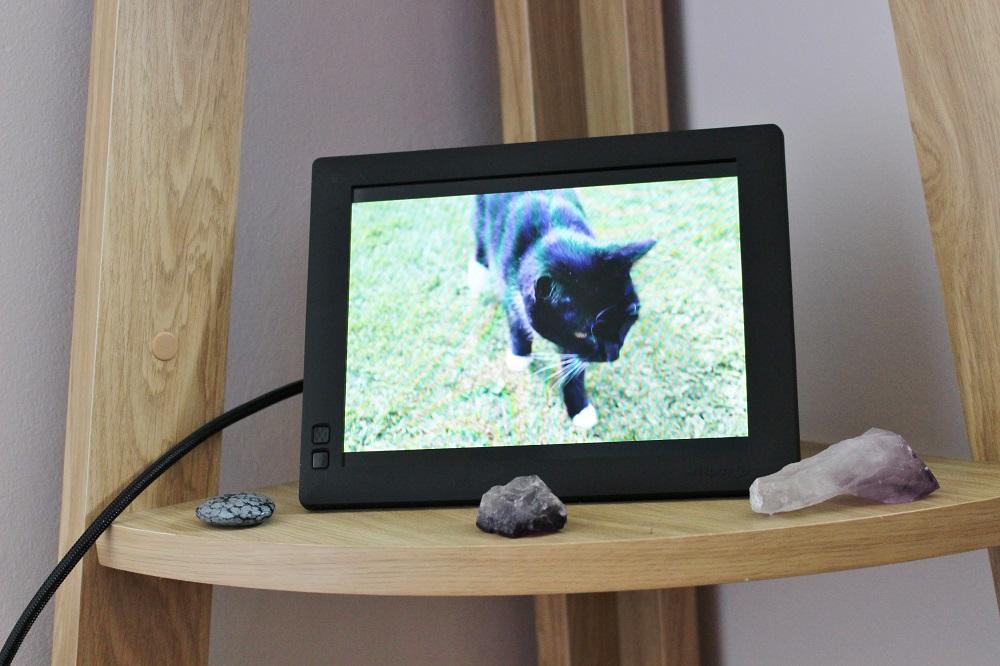 Nixplay Seed Wifi Cloud Frame Review Life In A Break Down