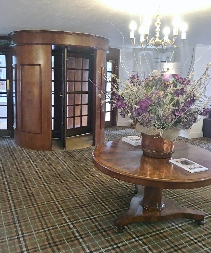 Bank House Hotel & Spa Worcester Entrance