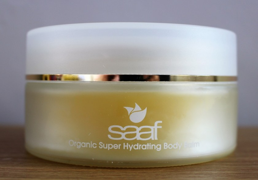 SAAF Organic Super Hydrating Body Balm