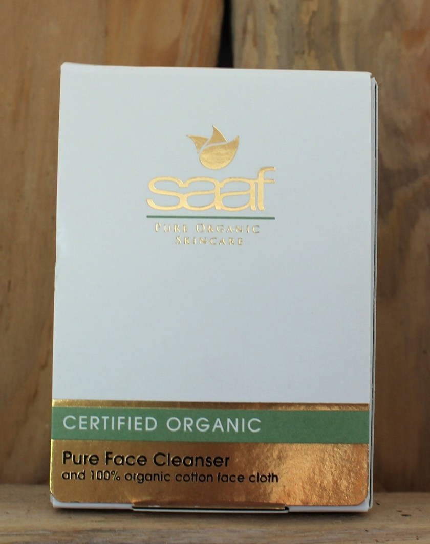 saaf pure face cleanser