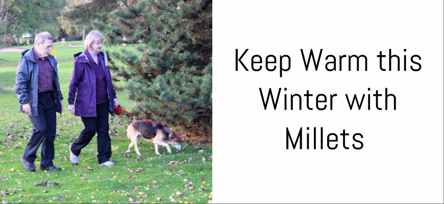 Keep Warm this Winter with Millets