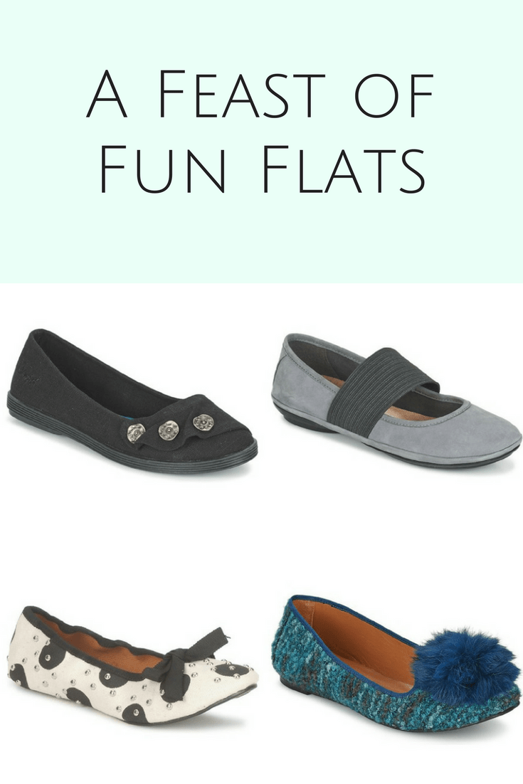 A Feast of Fun Flats