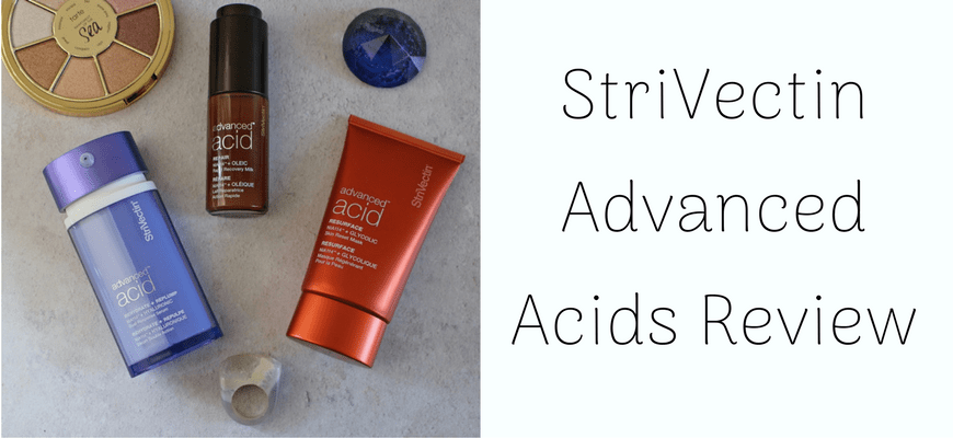 StriVectin Advanced Acids Review
