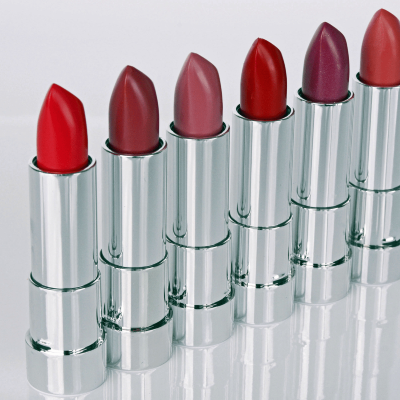 Selection of Lipsticks