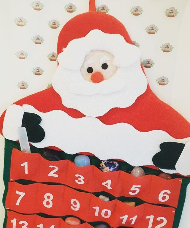 jillyscrystals advent calendar