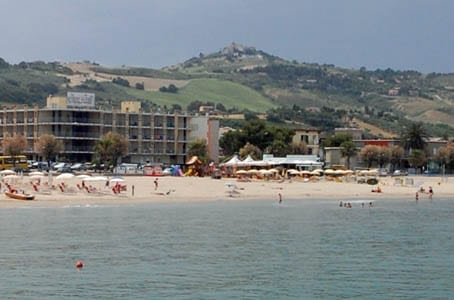 Roseto Abruzzo Beaches