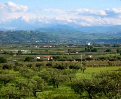 Sangro River Valley