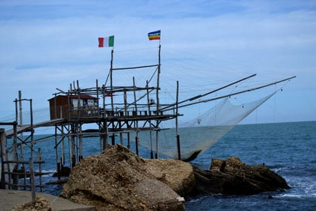 Trabocco Punta Tufano