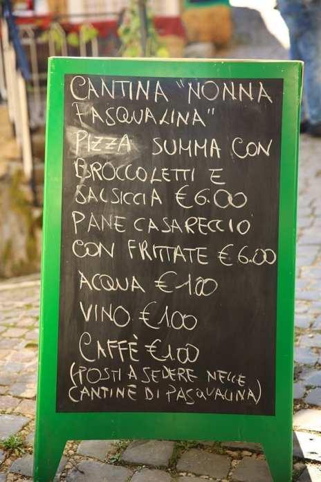 Cantina Nonna Pasqualina