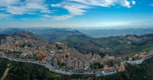 Sunday Live in Abruzzo: Sustainable Growth for a Fragile Region