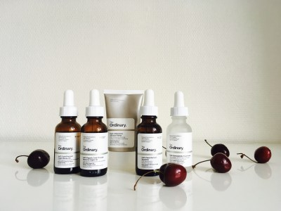 The Ordinary: Hydrators and Oils