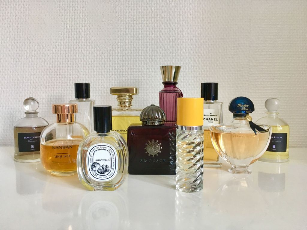Getting Ready for Autumn: Perfume