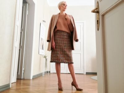 Autumn Office Outfits vol 2: Tonal Dressing