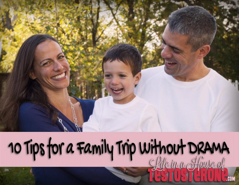 10 Tips for a Family Trip Without Drama