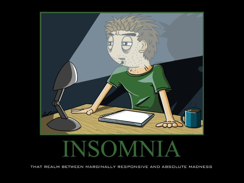 Insomnia in Teens