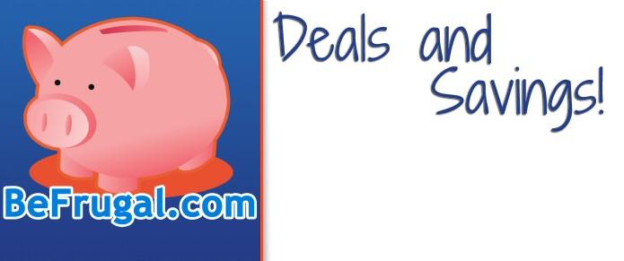 Deals & Savings from BeFrugal.com