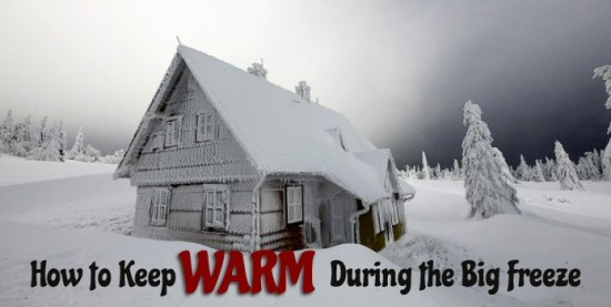 How to Keep Warm During the Big Freeze