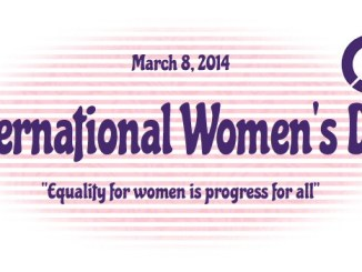 International Women's Day 2014 - Life in a House of Testosterone