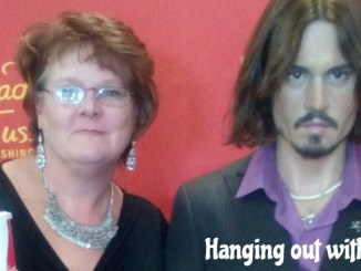 Hanging Out with Johnny Depp - Cause We're Tight Like That
