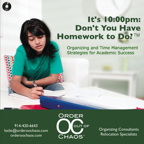 It's 10PM: Don't You Have Homework To Do? from Order Out of Chaos