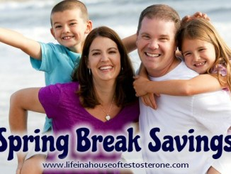 Spring Break Savings from BeFrugal.com and Life in a House of Testosterone