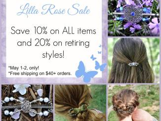 Lilla Rose 2-Day Sale - Ends May 2nd!