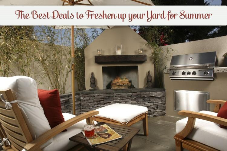 best deals for yard summer