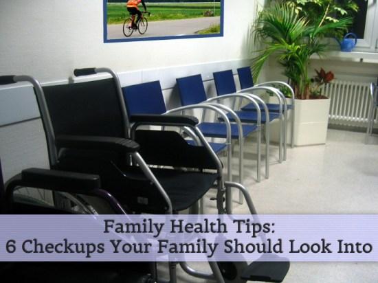 family health tips