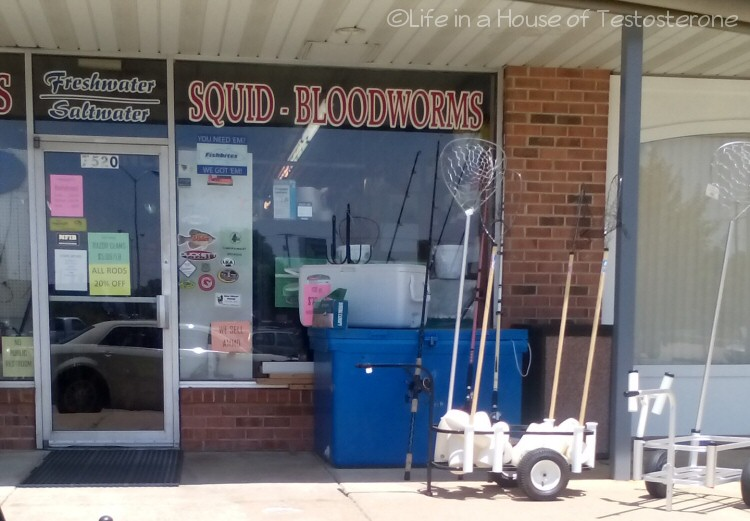 Surfside Bait & Tackle - the one stop shop for all your fishing needs in Mechanicsville, VA