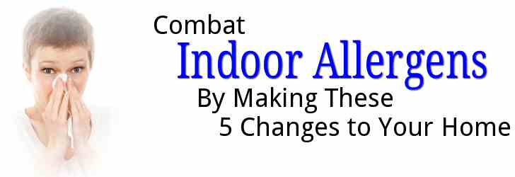 Combat Indoor Allergens by Making These 5 Changes to Your Home