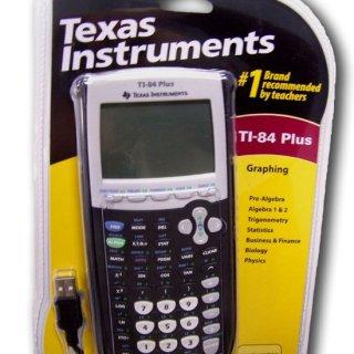 The TI-84 Plus Calculator - Causing Parents Migraines since 2004