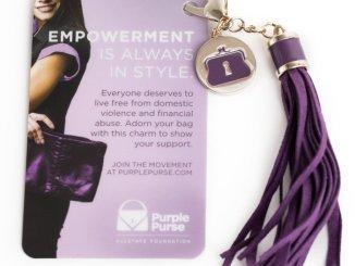 Turn Your Purse Purple - Purple Purse Campaign
