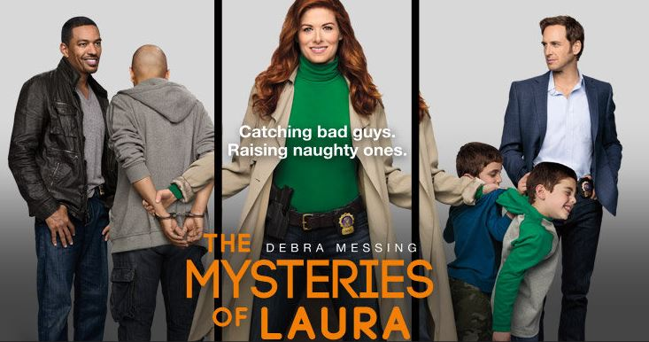 The Mysteries of Laura Premieres Wednesday on NBC