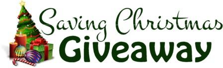 Saving Christmas Giveaway