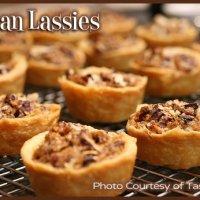 Mom's Pecan Lassies Recipe