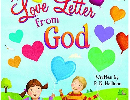 Review and Giveaway - A Love Letter From God - Life in a House of Testosterone