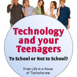technology and your teenagers