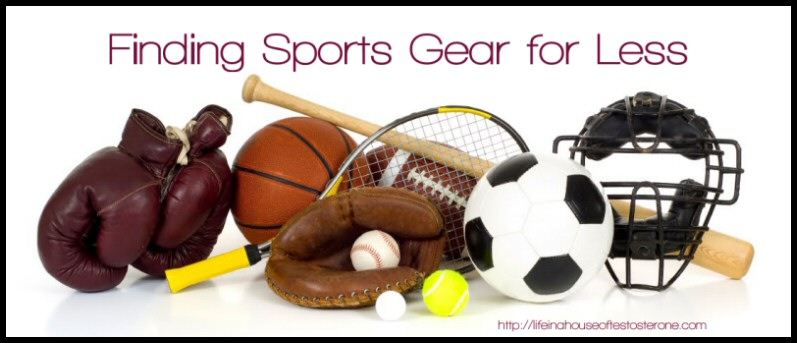 Sports Gear for Less from Frugaa