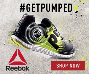 zPump Fusion - Reebok - #GetPumped